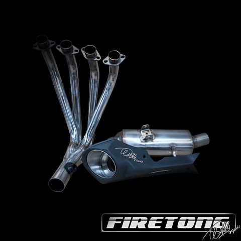 Escapamento Esportivo Full | Firetong | Versys 1000 (2013 - 2018)