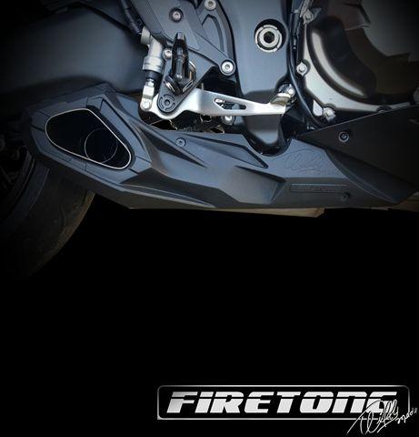 Escapamento Esportivo Full | Firetong | Z1000 (2014 - 2018)