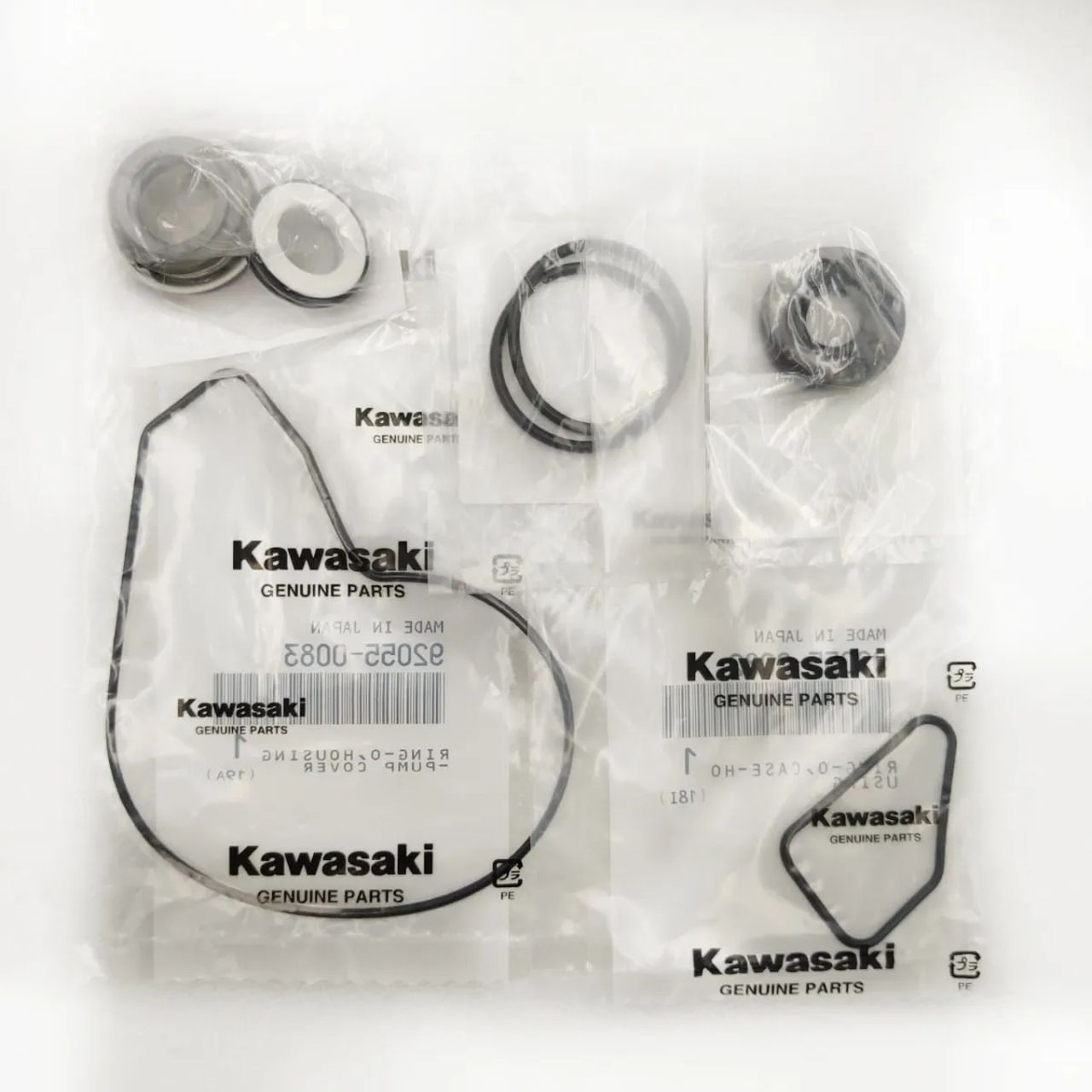 Kit de Reparo da Bomba d'Água | Original | Kawasaki Ninja 650 (2010 - 2017)