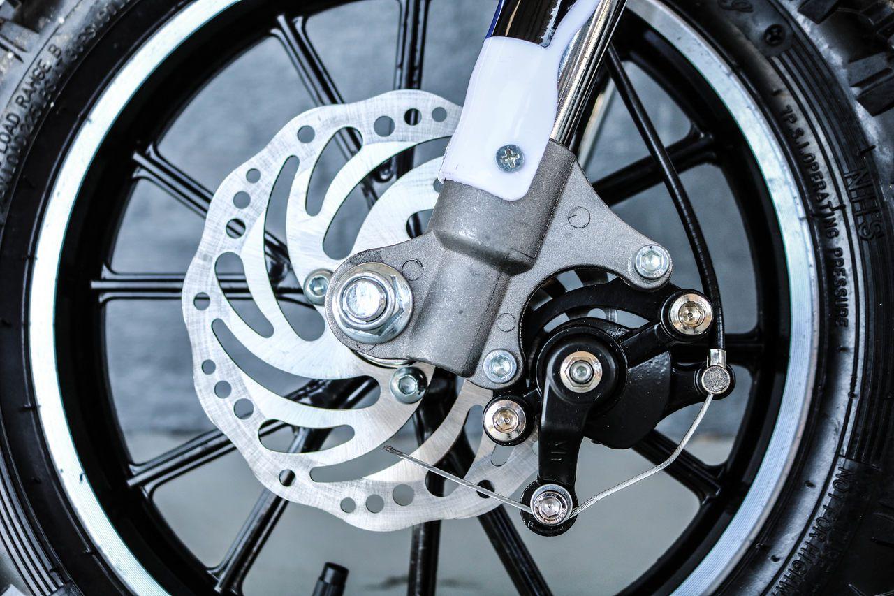 Mini Moto Ferinha 49cc | MXF | Partida Elétrica