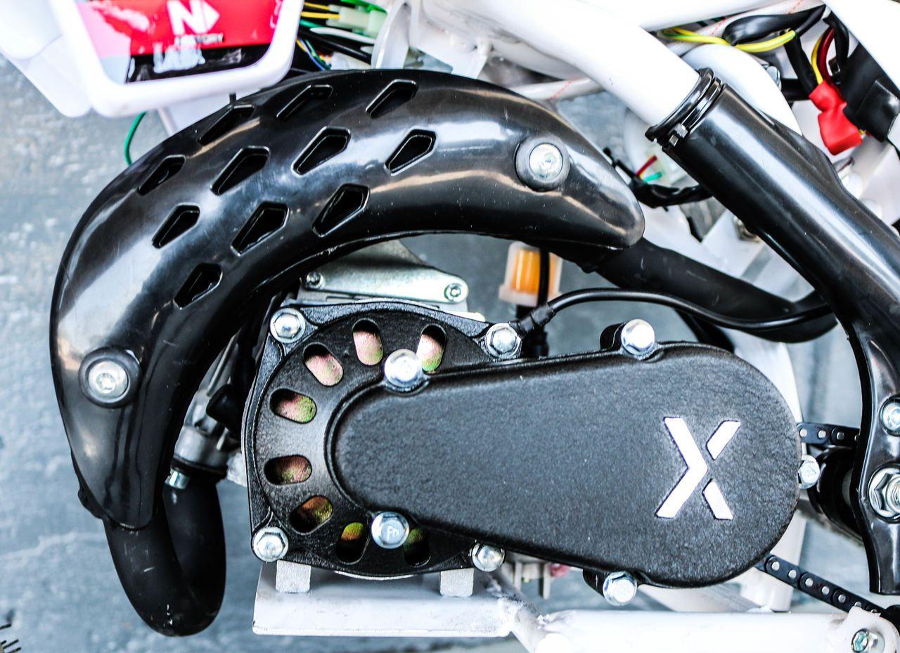 Mini Moto Ferinha 49cc | MXF | Partida Manual