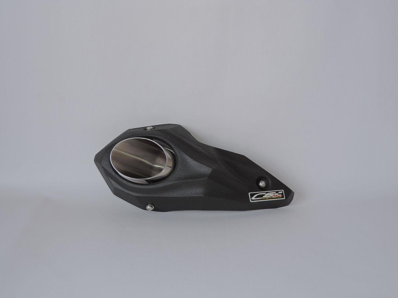 Ponteira Escapamento Esportivo | CS Racing | Z900