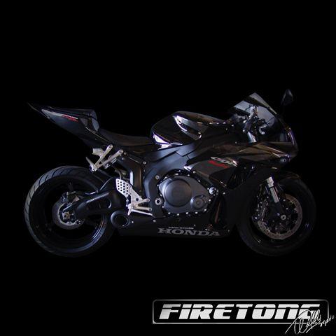 Ponteira Escapamento Esportivo | Firetong | CBR 1000RR (2008 - 2011)