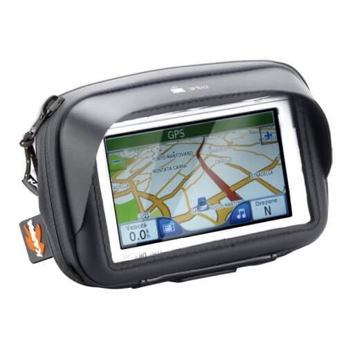 Porta GPS ou Celular Guidão 15,8 x 10,2 cm - Impermeável KS954 - Kappa
