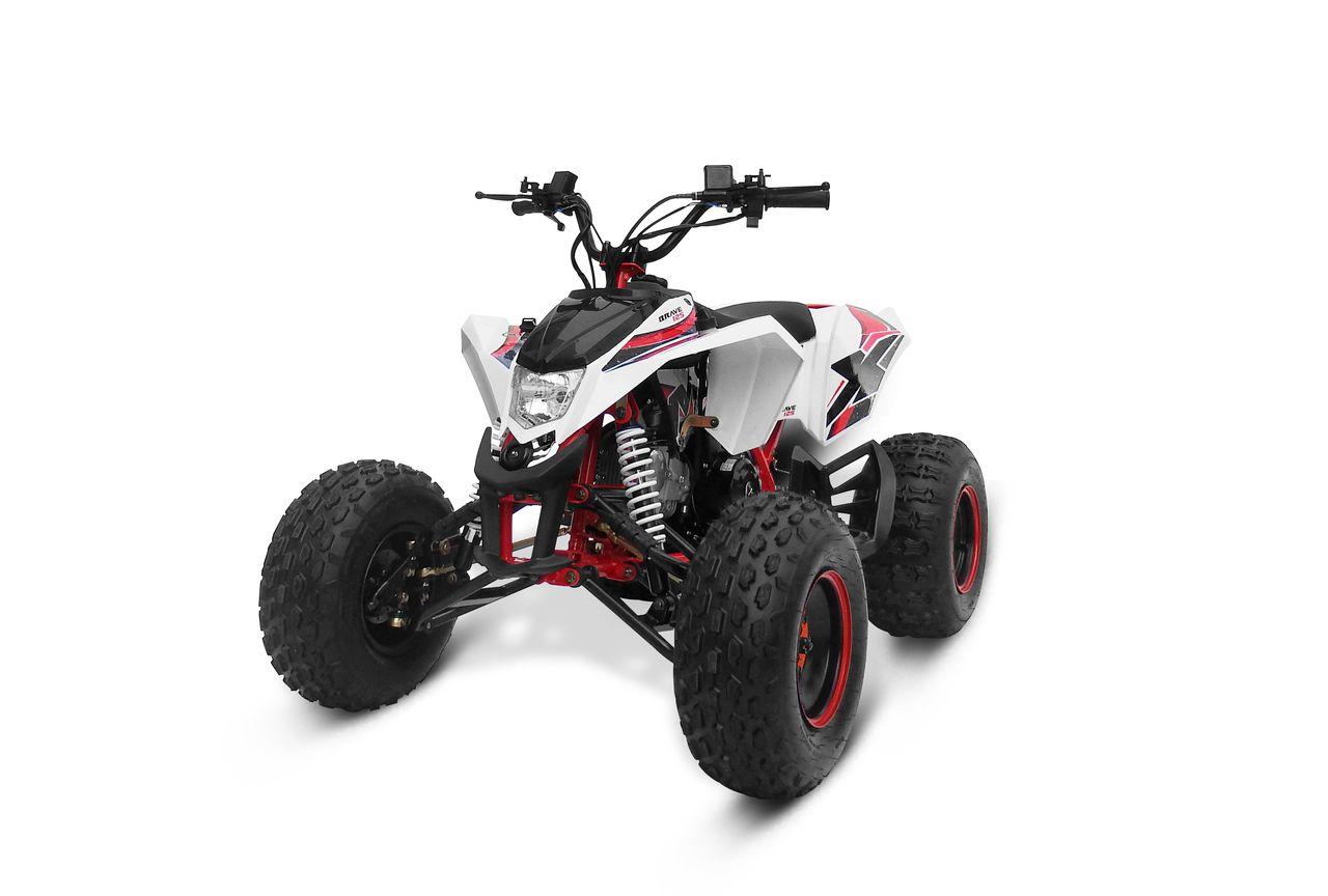 Quadriciclo Brave 125cc | MXF