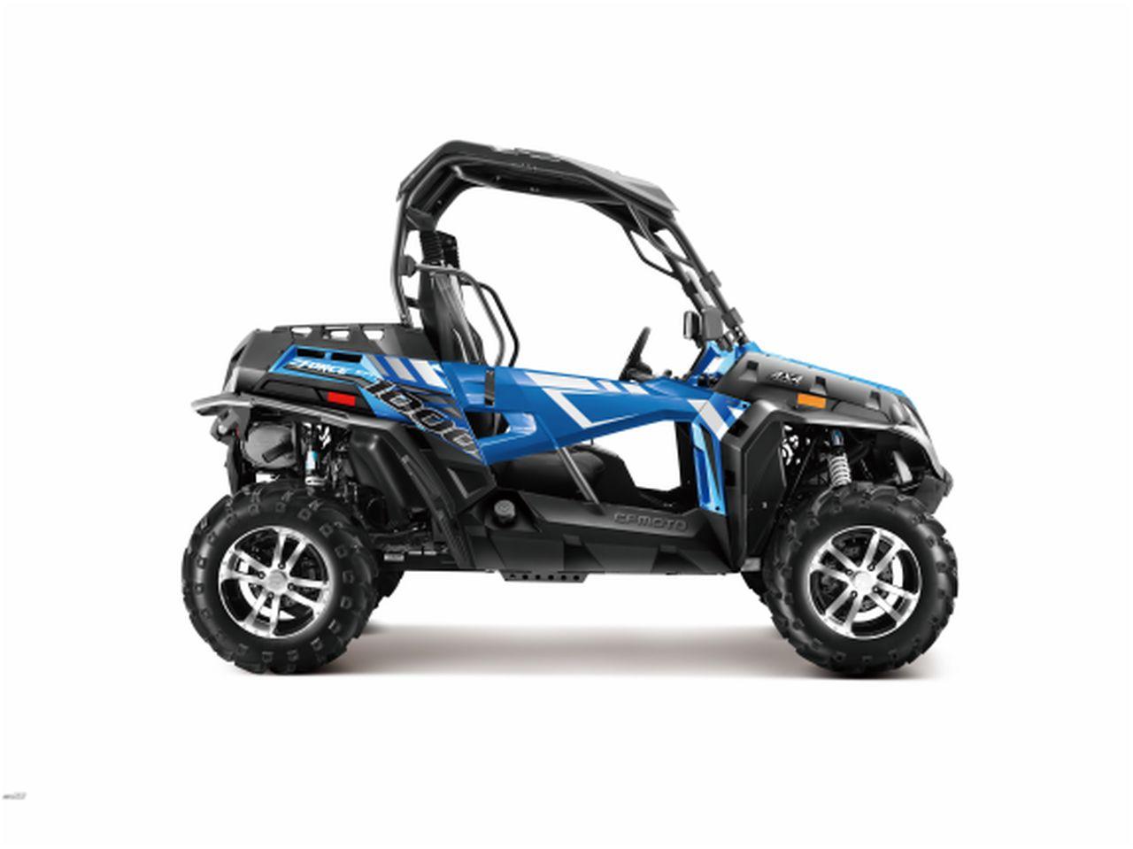 Quadriciclo ZForce 1000 | CFMoto