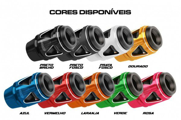 Slider Pro Series HONDA CB 650F / CBR 650F 14/20 - Moto Style