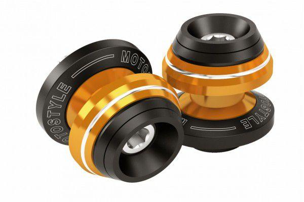 Slider Traseiro de Balança Pro Séries YAMAHA / TRIUMPH / APRILIA - 6mm - Moto Style