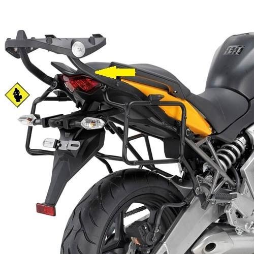 Suporte Especifico Bau V35 - Versys 650/11 até 2014