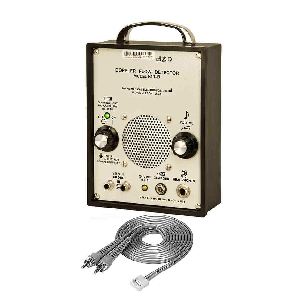 Doppler Vascular Parks Medical - Modelo 811-B  Uso Veterinário