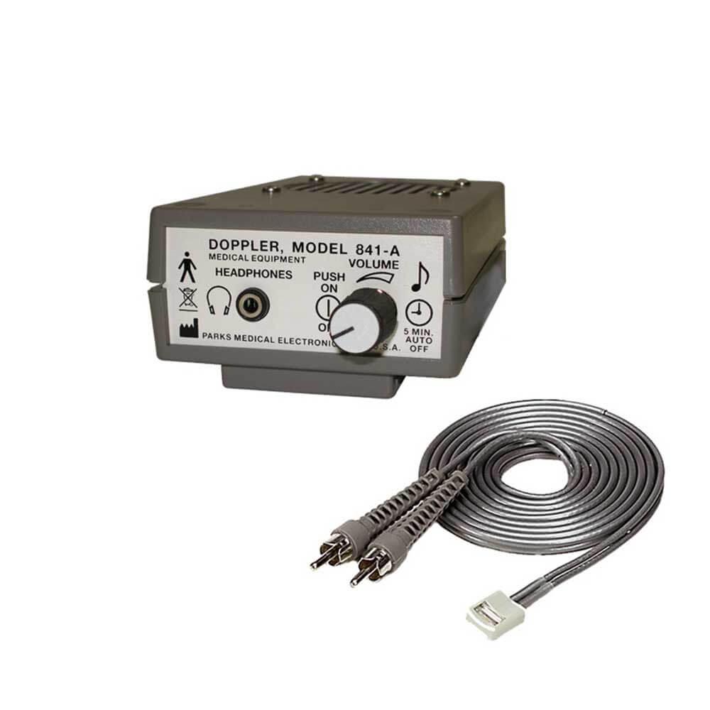 Doppler Vascular marca Parks Medical - modelo 841-A Uso Veterinário