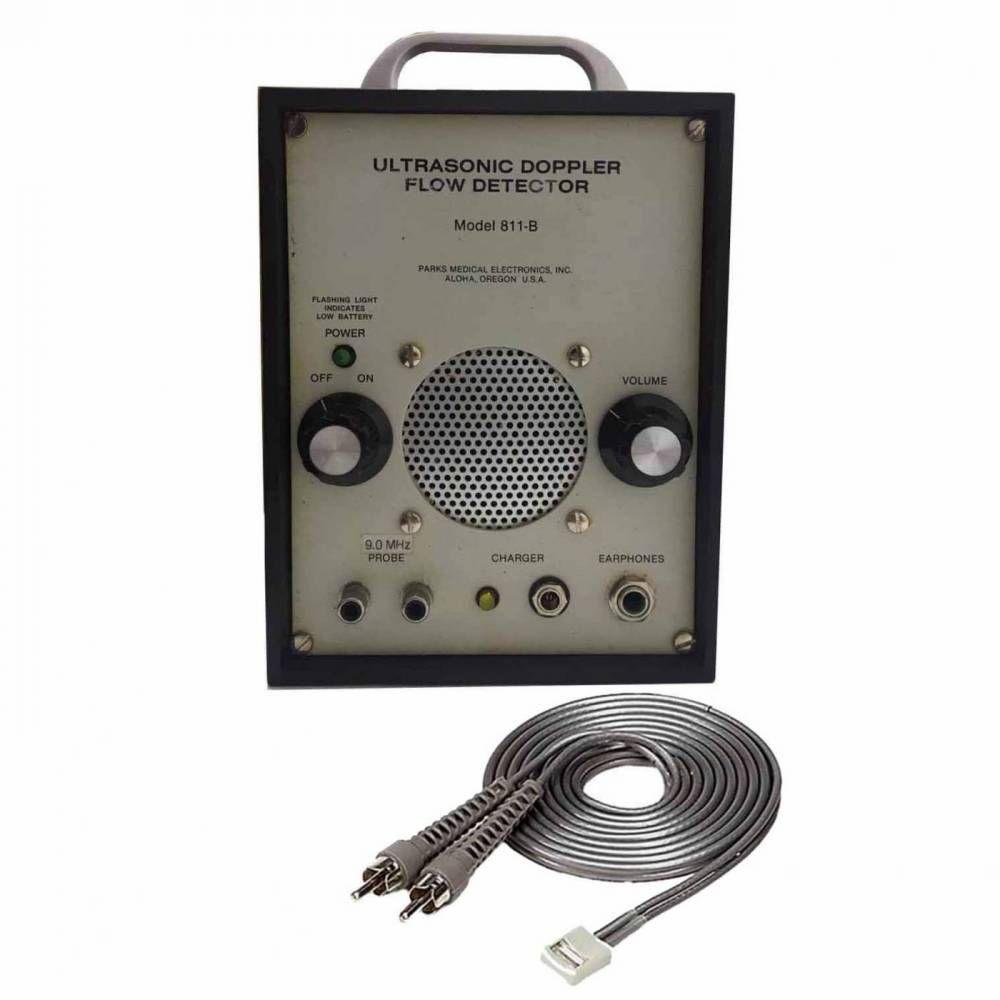 Doppler Vascular marca Parks Medical Semi-Novo modelo 811-B