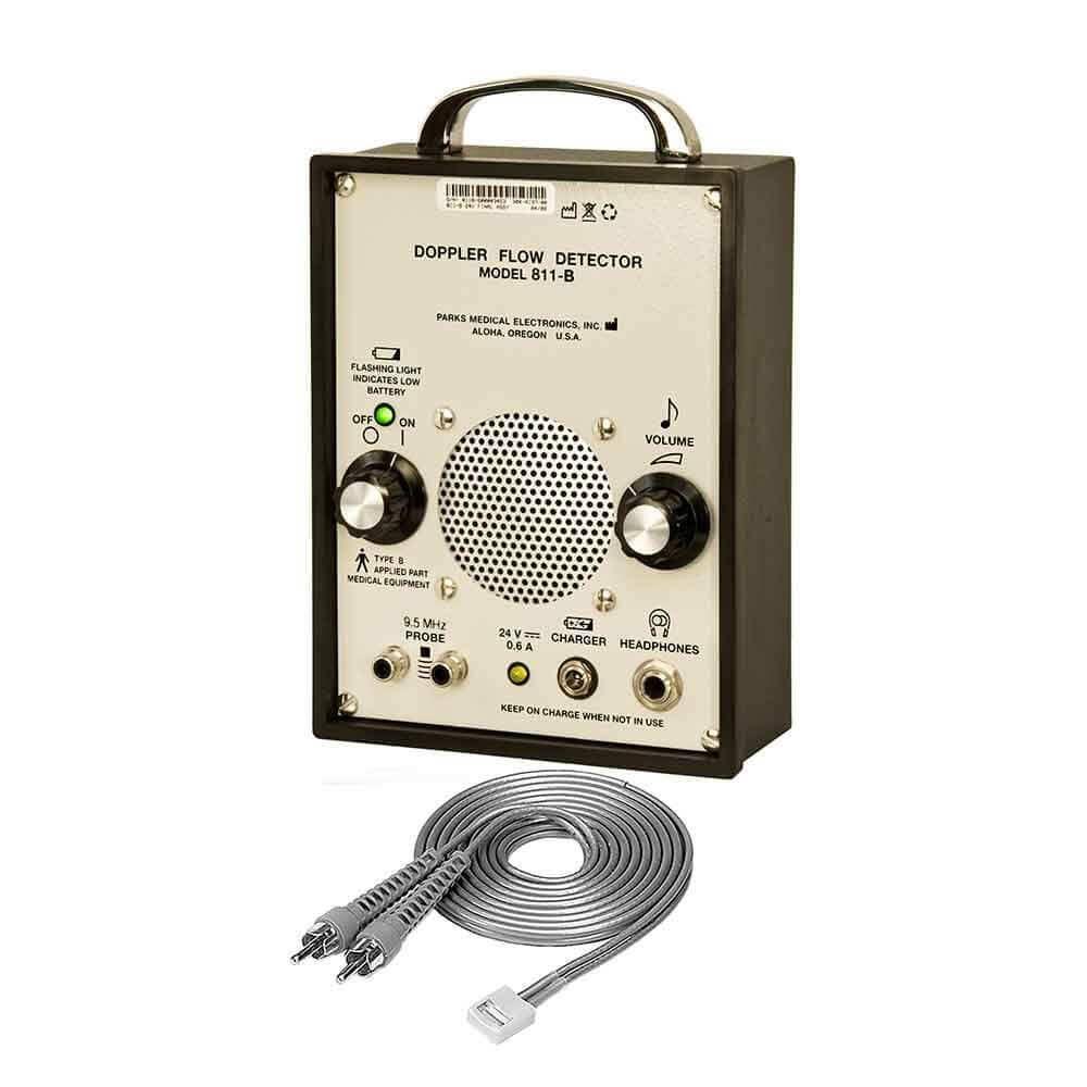 Doppler Vascular marca Parks Medical Semi-Novo modelo 811-BL