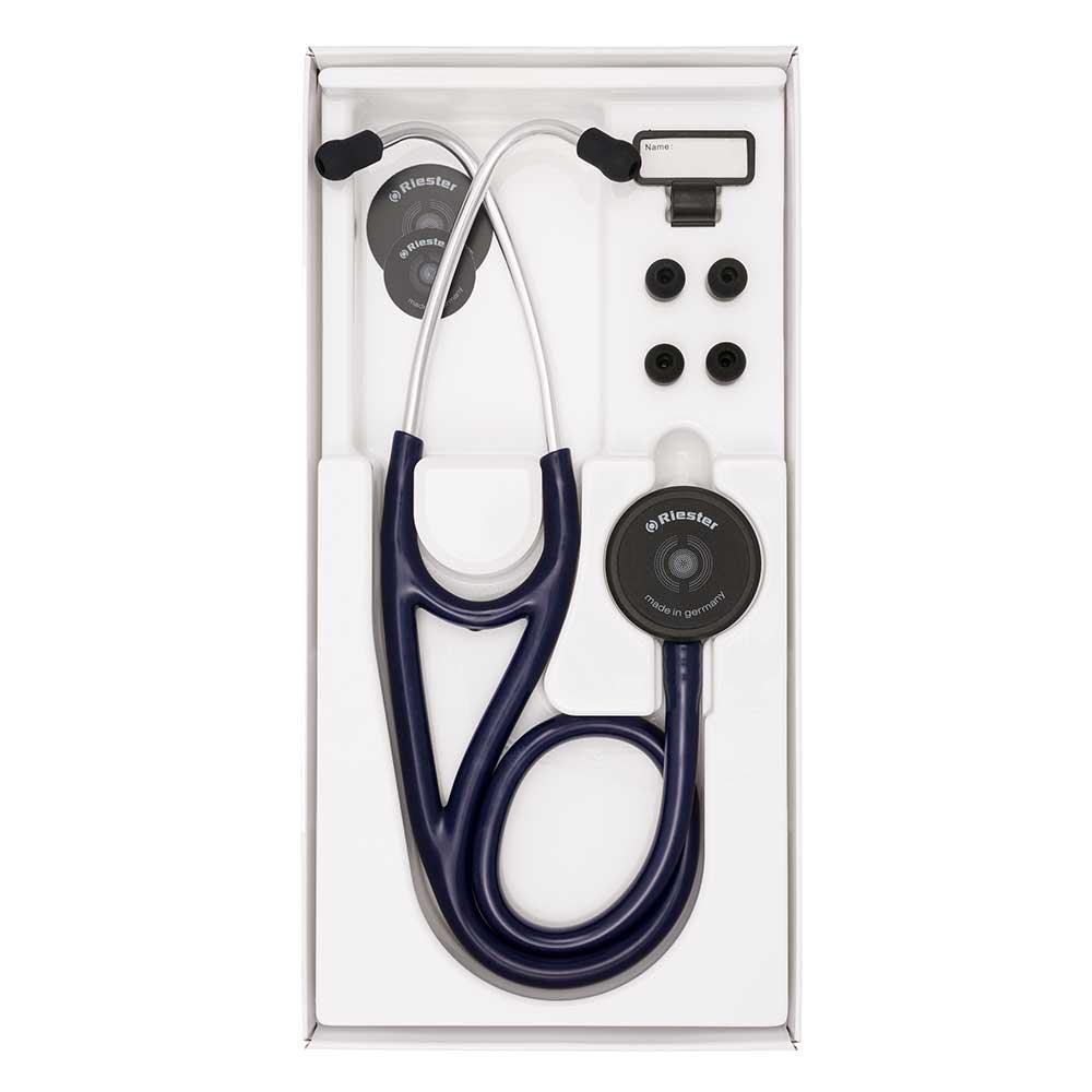 Estetoscópio Cardiophon 2.0 marca Riester - Uso veterinário