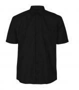 Camisa Social Masculina Passa Fácil - Preto