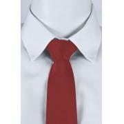 Gravata Social Masculino na cor Vermelha