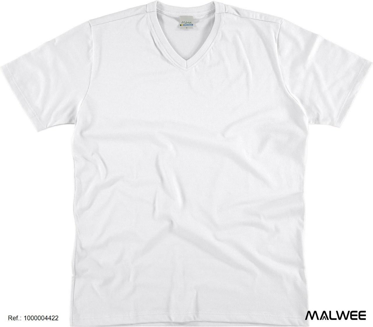 Camisa Masculina Gola V Malwee