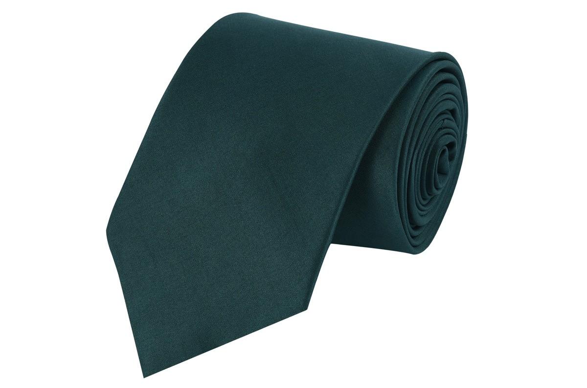Gravata Social Masculino na cor Verde