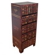 Cômoda Livros 48 x 36 x 110 cm