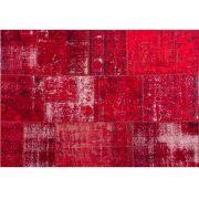 Tapete Turco Patchwork feito à mão - 155 x 208 cm