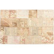 Tapete Turco Patchwork feito à mão - 185 x 249 cm