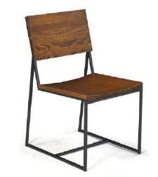 Cadeira Baxter s/ Braço Industrial