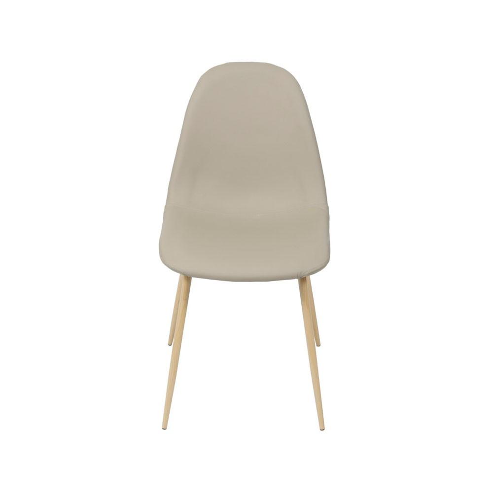 Cadeira Carla - Bege