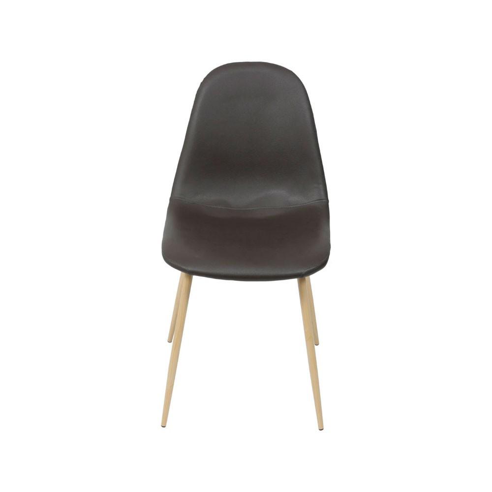 Cadeira Carla - Marrom