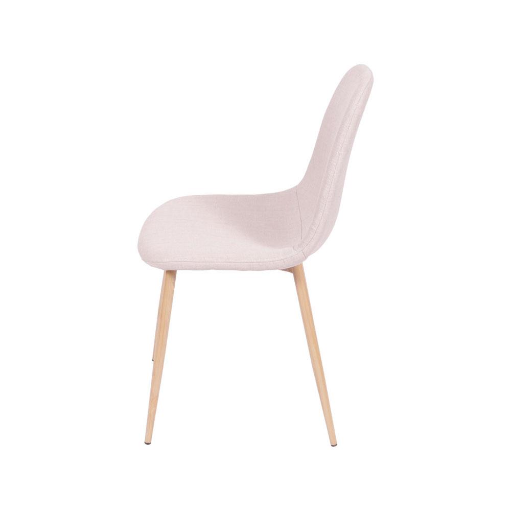 Cadeira em Linho charla- Bege
