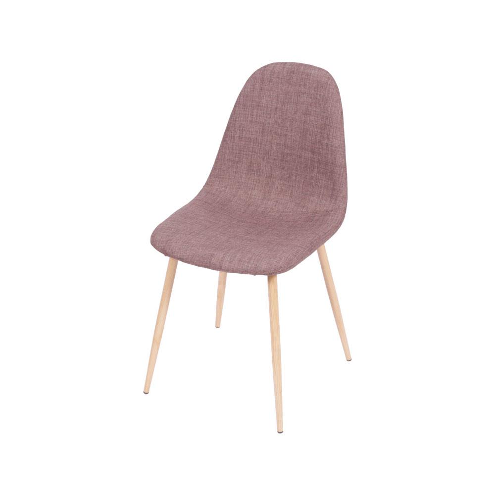 Cadeira em Linho Charla - Marrom