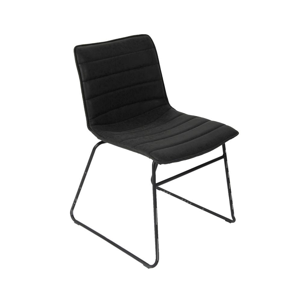 Cadeira em PU Gomos Industrial