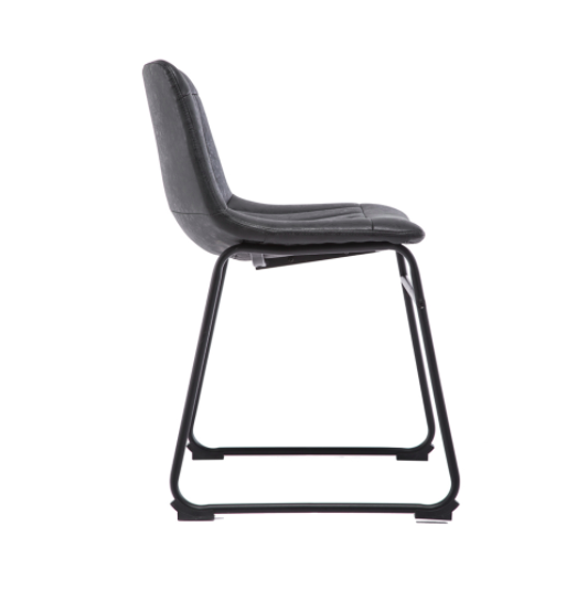 Cadeira em PU Listras Industrial