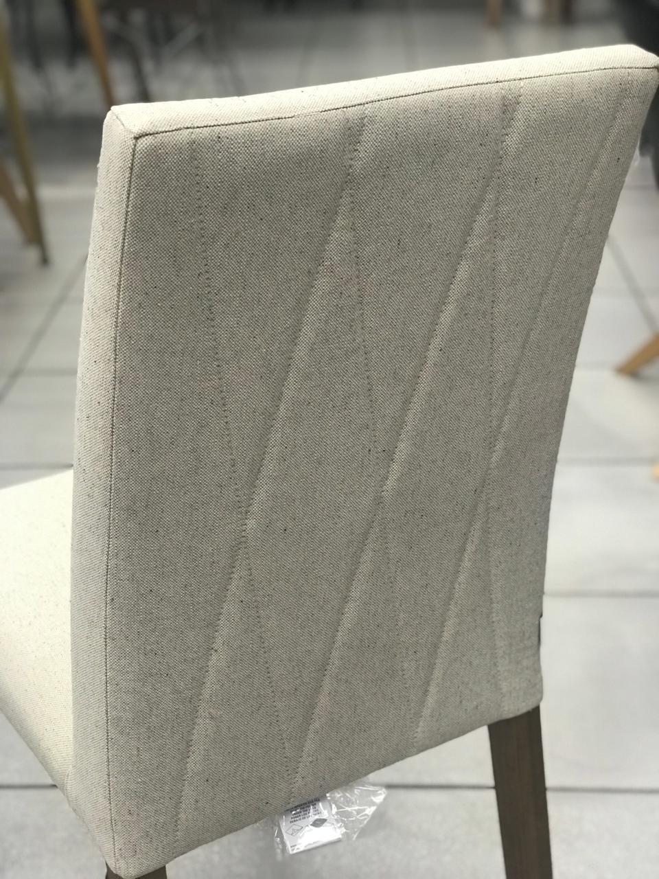 Cadeira Niruma - s/Alça - Linho Cru