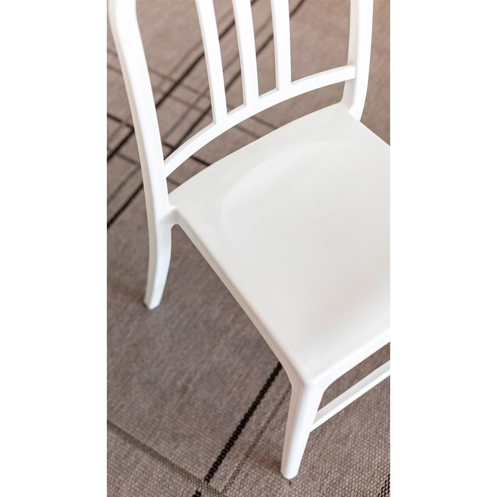 Cadeira Sella - Branca
