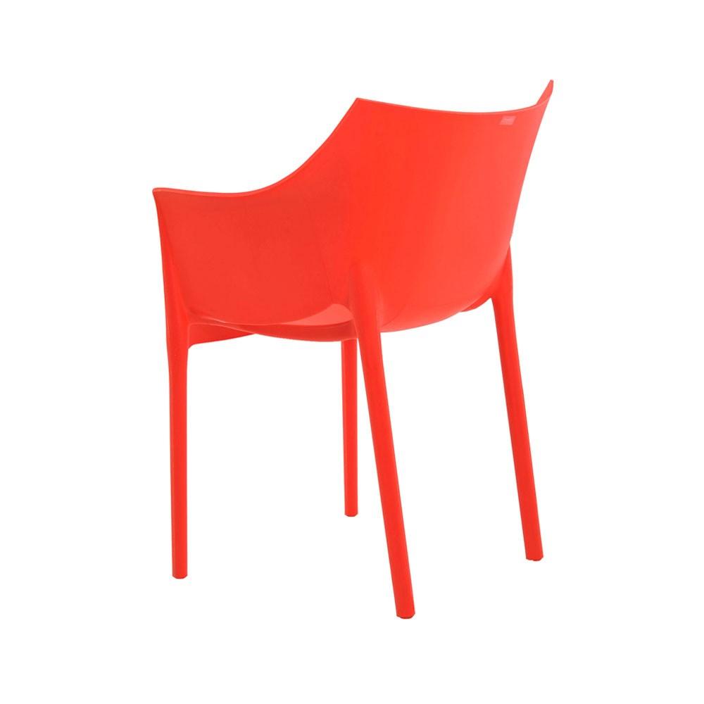 Cadeira Taís - Vermelha