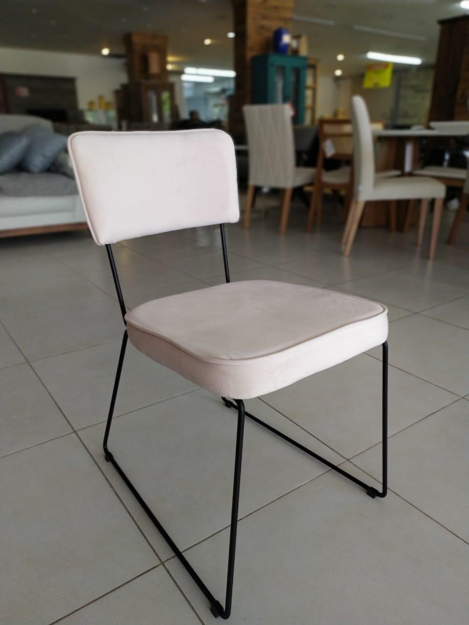 Cadeira Vintage - Bege