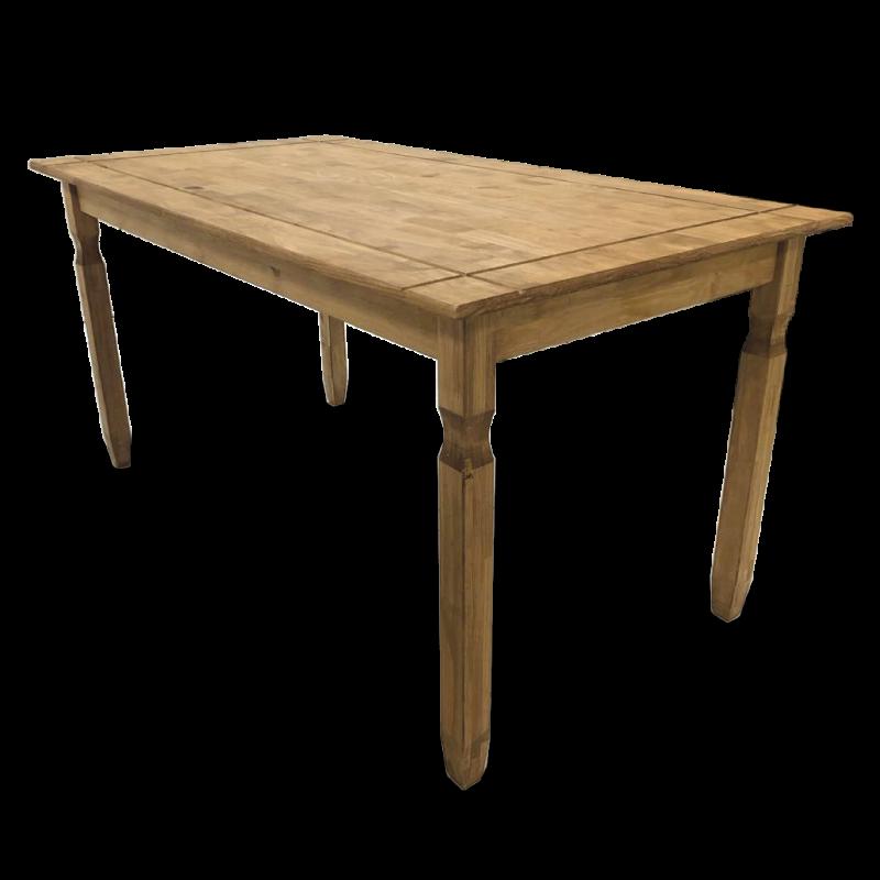 Mesa de Jantar Rustica 150x80 cm