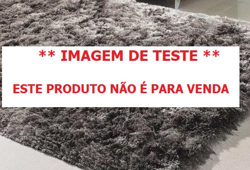 TAPETE AGRA 3.00X4.00 CINZA - SEM VALOR COMERCIAL