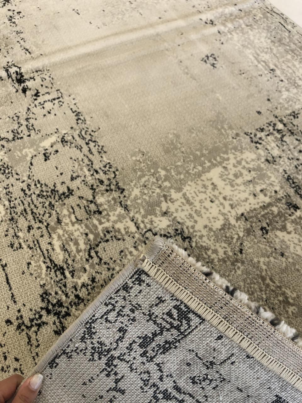 Tapete Tai Dai 100 x 150 cm - 4701 Bege / Black.