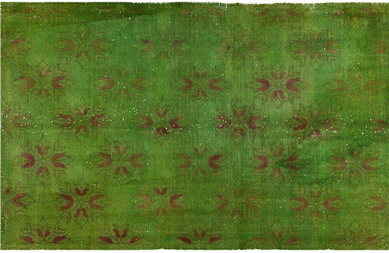 Tapete Turco Reloaded feito à mão - 146 x 208 cm