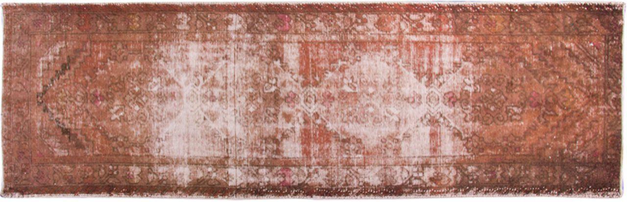 Tapete Turco Reloaded feito à mão - 90 x 281 cm