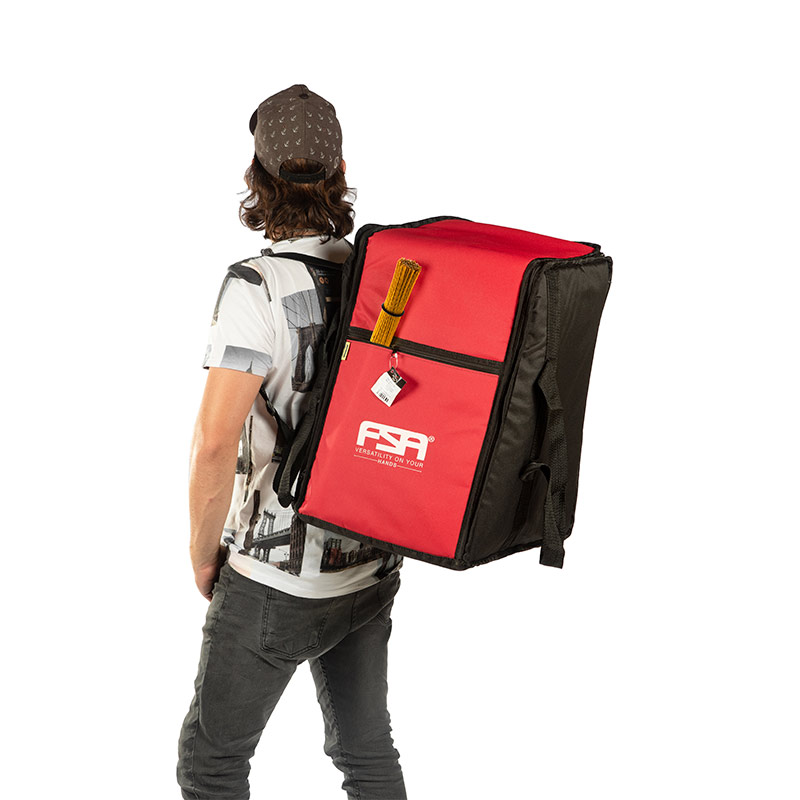 Bag Cajon Standard FSA - Vermelho