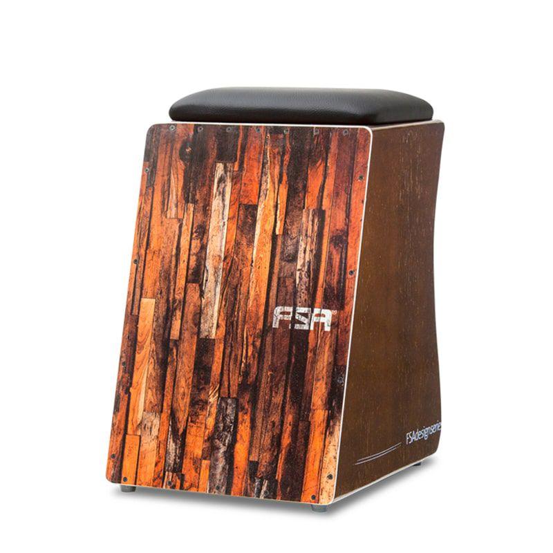 Cajon FSA Design - Wood