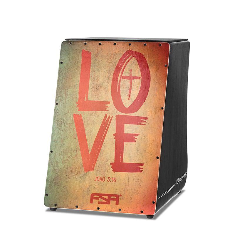 Cajon FSA Gospel - Love
