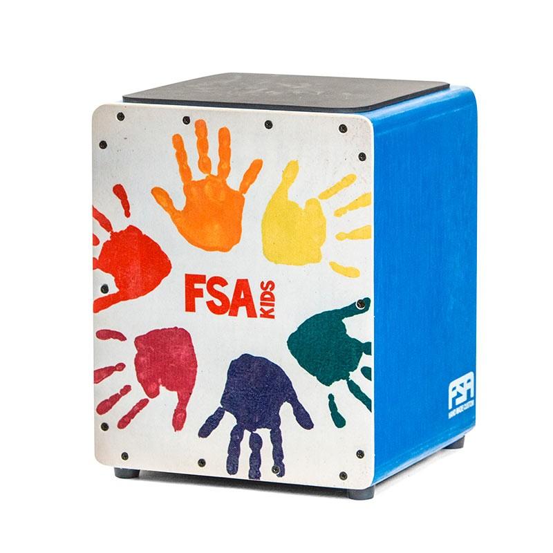 Cajon FSA Kids - Azul