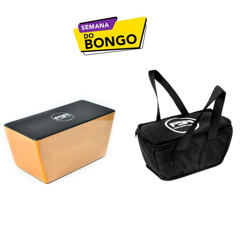 Kit Bongo + Bag - 12% OFF