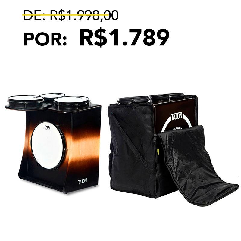 Kit Tajon Master+ Bag