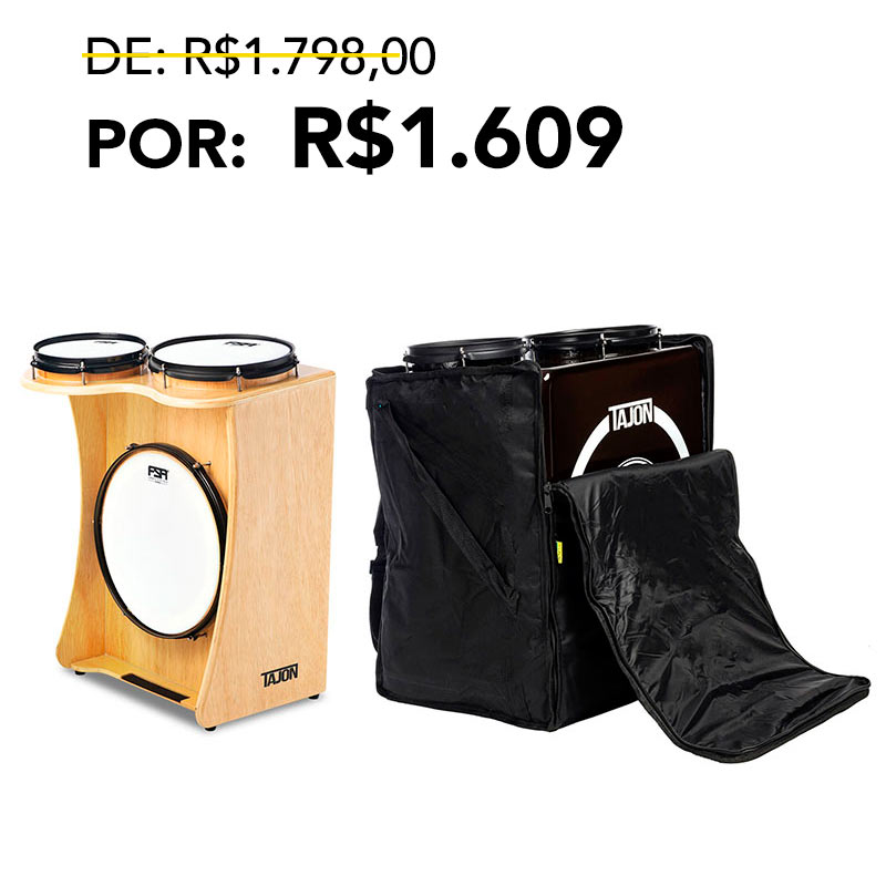 Kit Tajon Standard + Bag