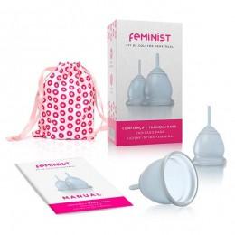 Kit de Coletor Menstrual Feminist