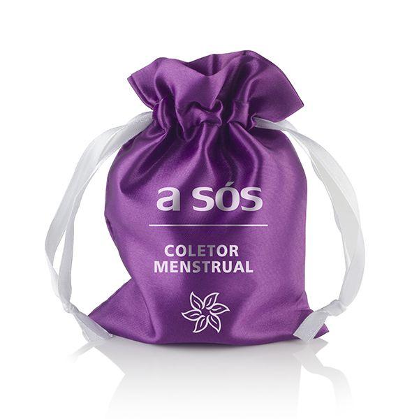 Coletor Menstrual Ecológico Modelo B